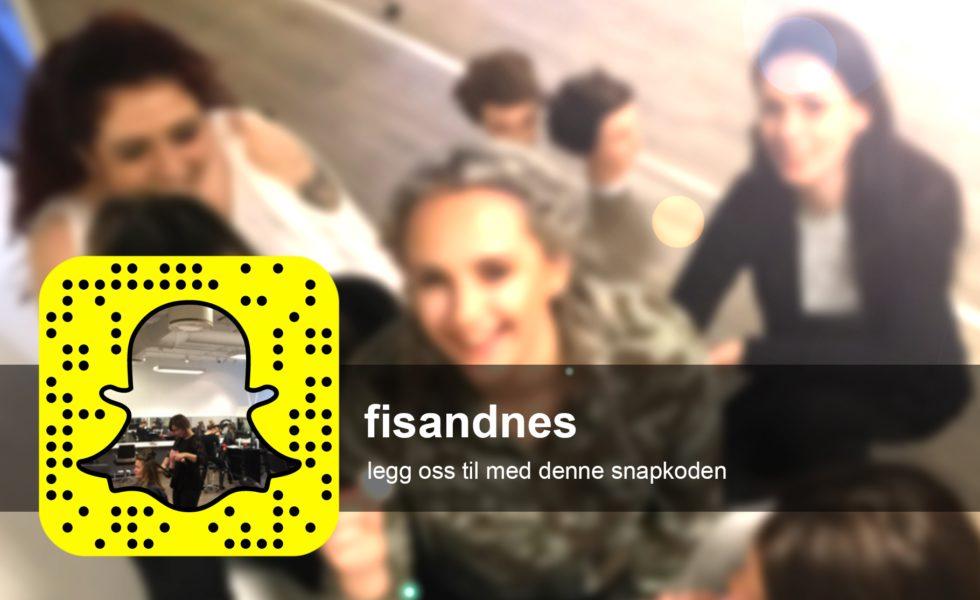 Snapchat fisandnes