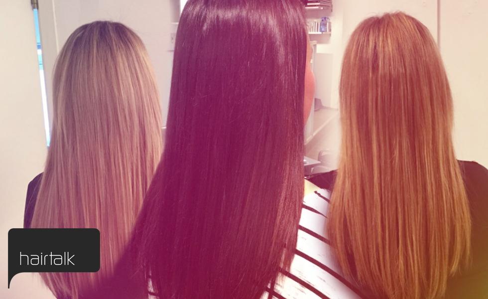 Frisørinsituttet Sandnes - Hairtalk Extension kurs