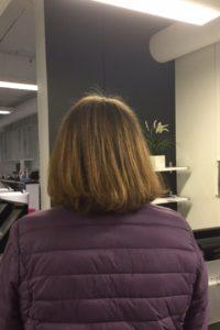 F-I ferdig resultat - klipp hårfarge